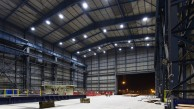 N.E Fabrication Firm  upgrade very high output Sodium Lights to Intelligent Lighting System