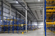 N.E Haulage Firm Saves Big by adopting LED over T5 Fluorescent for new warehouse