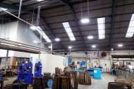 Cooperage gets better light and reduced energy and maintenance bills since move to Intelligent Lighting System